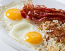 Яйца и месо за закуска – ключът към елегантната фигура