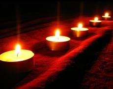 Ритуал с оранжеви свещи ще донесе късмет в живота ви!