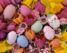 Честит Великден, приятели!