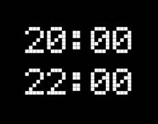Каква е съдбата на родените между 20:00 – 22:00