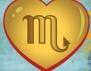 Любовна съвместимост според зодията: Скорпион