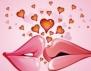 Какво означава въздушната целувка?