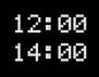 Каква е съдбата на родените между 12:00 – 14:00