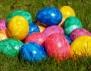 Маникюр от... черупки на великденски яйца! (видео)