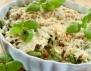 Запеканка от зелен фасул и тиквички