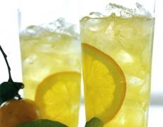 Домашна лимонада с канела