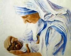 Думите на Майка Тереза, които докосват сърцето
