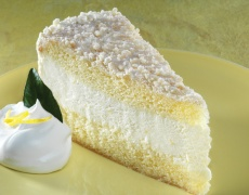 Лесен сладкиш с бишкоти и ванилов крем