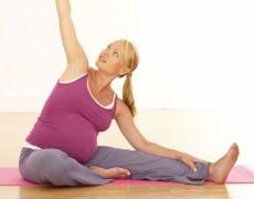 Упражненията по време на бременност улесняват раждането