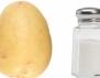Съвети за дома: Как да почистим ръждата с картофи и сол?